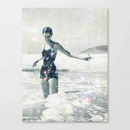 Susie In the Sun Canvas Print