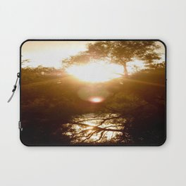 Sunset Reflection Laptop Sleeve