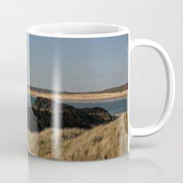 Towards Malltraeth Beach Coffee Mug