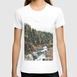 River in the forest T-shirt