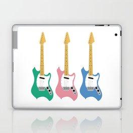 Strumming the guitar! Laptop & iPad Skin