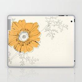 Orange Eden Laptop & iPad Skin