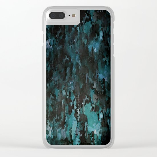1D-1 Clear iPhone Case