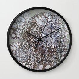 Plush Wall Clock