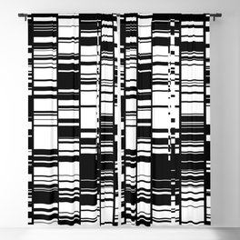 data.error Blackout Curtain