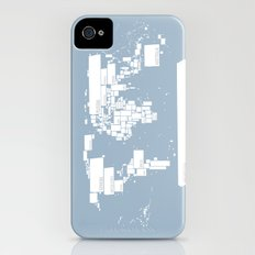 map iPhone (4, 4s) Slim Case