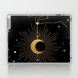 Miss Infinity Laptop & iPad Skin