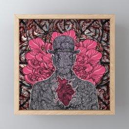 Third Son of Man Framed Mini Art Print