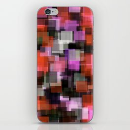 Prophylactic Squares iPhone Skin