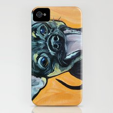 Chihuahua Art iPhone (4, 4s) Slim Case