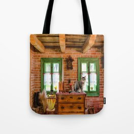 Rustic Country Charm by Liane Wright Tote Bag