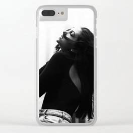 WINDY CITY Clear iPhone Case