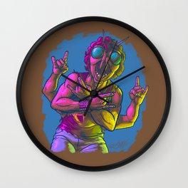 Brütal!!! Wall Clock
