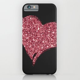 Issa Heart iPhone Case