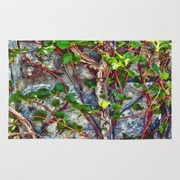 Climbing Vines - Nature's Art Work Rug