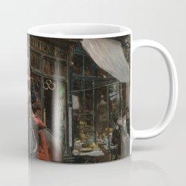 The Dispatch Bearer - Giovanni Boldini Coffee Mug