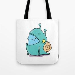 Snail-o Tote Bag