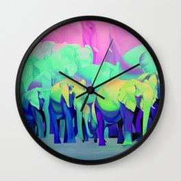 """""""Best Wishes 1"""" Wall Clock"""