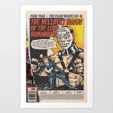 Bargain Bin: The Road Warrior / Mad Max 2 Art Print