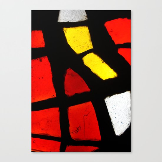 Light and Color Canvas Print