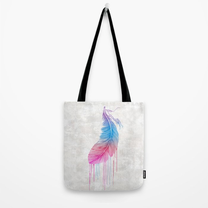 Colors of a Feather Tote Bag