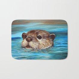 River Otter Bath Mat