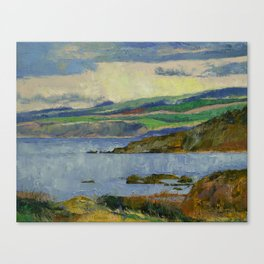 Firth of Clyde Canvas Print