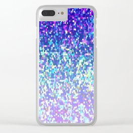 Glitter Graphic G209 Clear iPhone Case