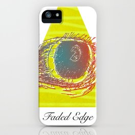 Dilated Eye iPhone Case
