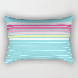 Vintage T-shirt No9 Rectangular Pillow