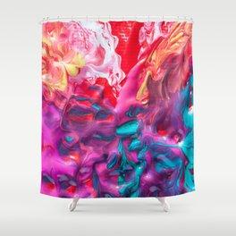Paint the Joy Shower Curtain