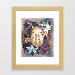 I Dream of Bill Framed Art Print