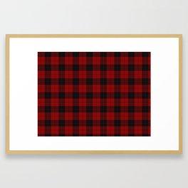Tartan Framed Art Print