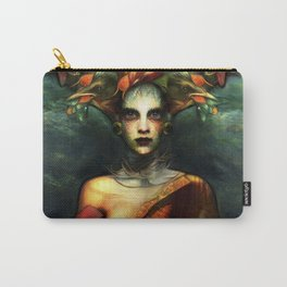 """Birds in my head"" Carry-All Pouch"