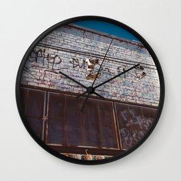 San Francisco XII Wall Clock