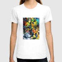 underwater T-shirts featuring Underwater by Klara Acel