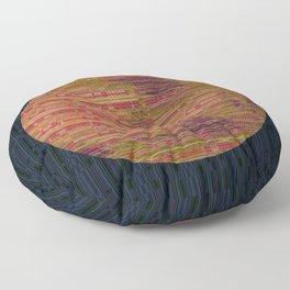 Stripey Mars Floor Pillow