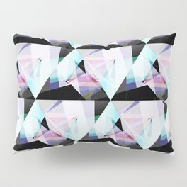triangular pattern Pillow Sham