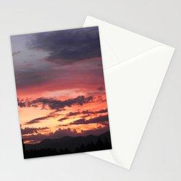 Sunrise Sherbet Stationery Cards