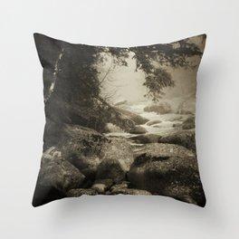 Mountain Brook Throw Pillow
