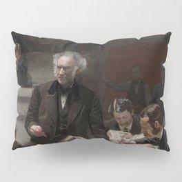 Thomas Eakins - Portrait of Dr Samuel D Gross (The Gross Clinic) Pillow Sham