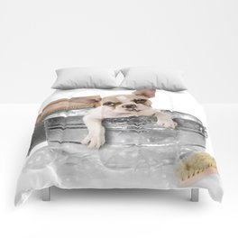 Rub-a-dub-dub Comforters