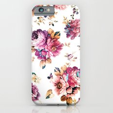 VINTAGE FLOWERS XXXIV - for iphone Slim Case iPhone 6