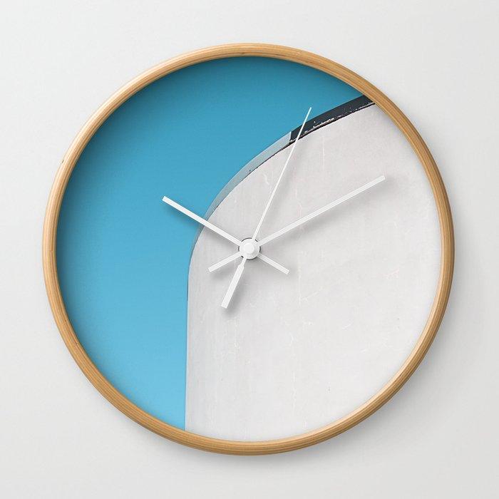 RVK Forms Wall Clock