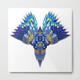 Bluebird - No Background Edit Metal Print