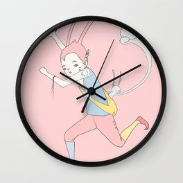 反擊 COUNTER PUNCH Wall Clock