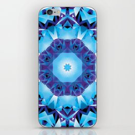 Fractal Geometry Mandala iPhone Skin