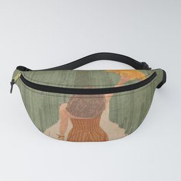 A Way Through the Cactus Field Fanny Pack