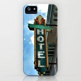 Art Deco Hotel iPhone Case
