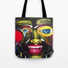 Ecstasy Nightmare Tote Bag